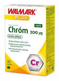 Walmark Chróm Forte 200µg 30 tabliet
