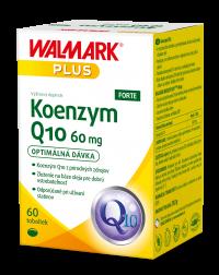 Walmark Koenzym Q10 FORTE 60mg 60 toboliek