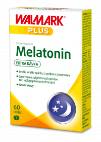 Walmark Melatonin PLUS 60 tabliet