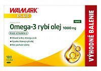 WALMARK Omega 3 rybí olej FORTE cps 1x180 ks
