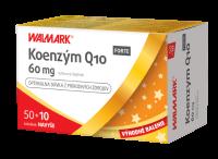 Walmark Vianoce Koenzým Q10 Forte 60mg 50+10tob.