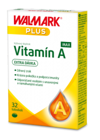 WALMARK Vitamín A MAX cps 1x32 ks