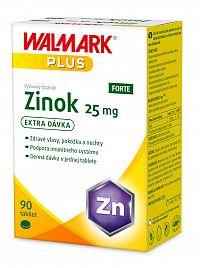 Walmark Zinok FORTE 25mg 90 tabliet