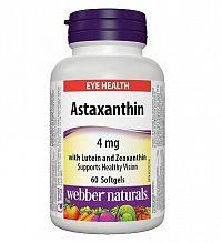 Webber Naturals Astaxantin 4 mg