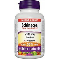 Webber Naturals Echinacea Extra Forte 2100 mg Bonus 60 +30tbl