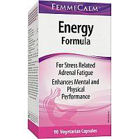 Webber Naturals FemmeCalm Energy formula iba pre ženy 90cps