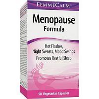 Webber Naturals FemmeCalm Menopuaza formula iba pre ženy 90cps