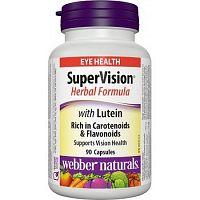 Webber Naturals Super zrak - multivitamín pre oči 90tbl