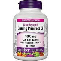 Webber Pupalka Dvojročná 1000 mg 90 cps
