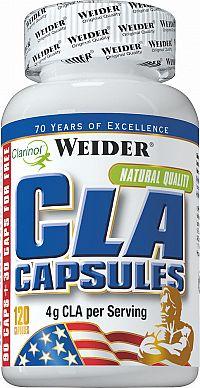 Weider CLA Capsules, 120 kps