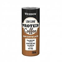 Weider Low Carb Protein Coffee, 250 ml