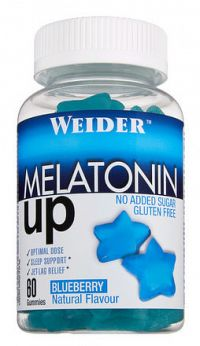 Weider Melatonin Up, 60 gummies