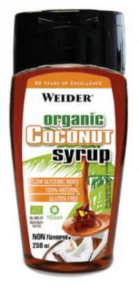 Weider Organic Coconut Syrup, 250 ml