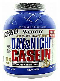Weider Protein 100% Casein, 1800g - čokoláda-smotana
