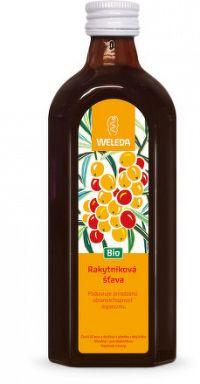 WELEDA Rakytníková šťava (bez cukru) 250ml