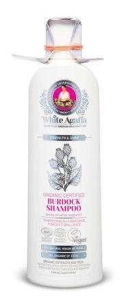 White Agafia - Lopúchový šampón