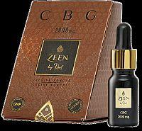 ZEEN by Roal CBG+Coenzym Q10 oil,2000mg