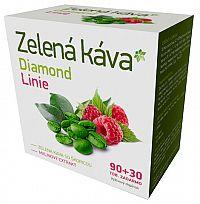 Zelená káva Diamond Linie 90 + 30cps