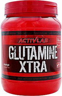 Activlab Glutamine Xtra 450 g orange