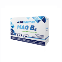 All Nutrition MagB6 Active 30 kaps unflavored