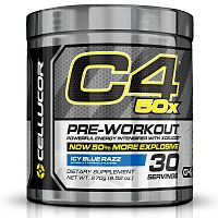 Cellucor C4 50X 405 g fruit punch