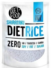 Diet Food Diet Rice 370 g unflavored