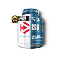 Dymatize - Proteín ISO 100 Hydrolyzed 2200 g lahodná čokoláda