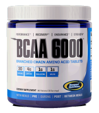 Gaspari BCAA 6000 180 tabliet unflavored