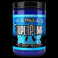 Gaspari Nutrition Super Pump MAX 640 g fruit punch blast