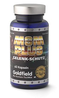 Goldfield MSM Plus 60 kaps