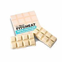 Gymbeam Fitcheat Protein Chocolate Bar 90 g tmavá čokoláda vanilka