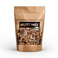 GymBeam Mix prírodných orechov 500 g