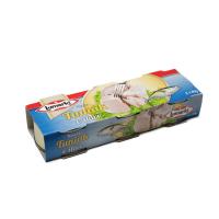 Lumarkt Fitness tuniak v šťave 3x80 g solid tuna in water