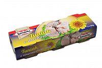 Lumarkt Tuniak v slnečnicovom oleji 3x80 g tuna in sunflower oil