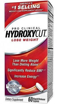 MuscleTech Hydroxycut Pro Clinical 72 kaps unflavored