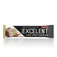 Nutrend Excelent Protein Bar 40 g proteinová tyčinka chocolate nougat & cranberries
