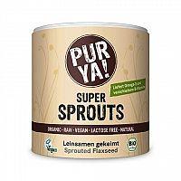 Organic Friends & Sports Lněné semínko naklíčené 200 g unflavored