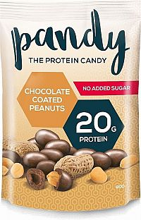 Pandy Pandy Protein Peanuts 80 g chocolate coated peanuts
