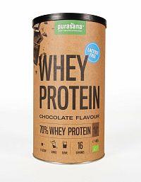 Purasana Whey Protein 400 g čokoláda