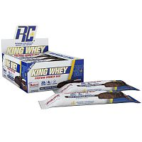 Ronnie Coleman King Whey Protein Crunch Bar 57 g peanut butter cup