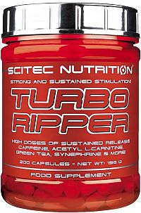 Scitec Nutrition Turbo Ripper 200 kaps