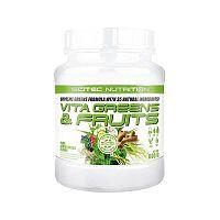 Scitec Nutrition Vita Greens & Fruits 600 g pear lemon grass