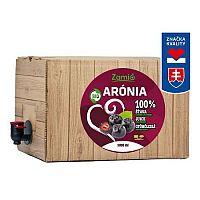 100% ovocná šťava BIO Arónia 5L Zamio, s.r.o.  8588007247045