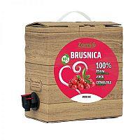 100% šťava Brusnica3L ZAGRO Michalovce spol.s r.o.  8586014611002