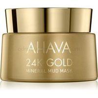 Ahava Mineral Mud 24K Gold minerálna bahenná maska s 24karátovým zlatom 50 ml