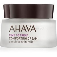 Ahava Time To Treat Comforting Cream upokojujúci krém pre citlivú pleť 50 ml