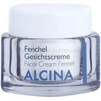 Alcina For Dry Skin Fennel krém pre obnovu povrchu pleti 50 ml