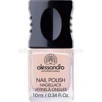 Alessandro Nail Polish lak na nechty odtieň 108 Nude Elegance 10 ml