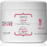 Alfaparf Milano Precious Nature Berries & Apple vyživujúca maska pre suché vlasy 500 ml