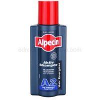 Alpecin Hair Energizer Aktiv Shampoo A2 šampón pre mastné vlasy 250 ml
